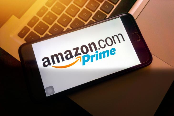 Amazon Prime shutterstock website