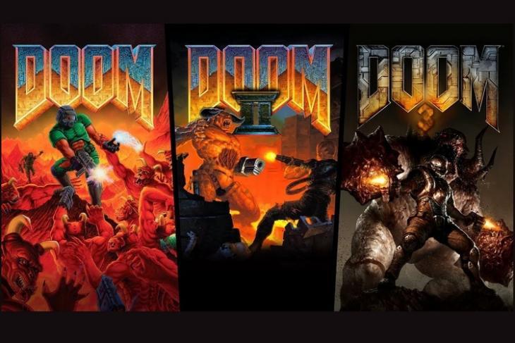 DOOM I II III website