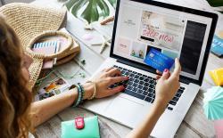 E-commerce Online Shopping shutterstock website