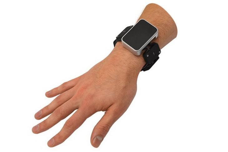 FB Tasbi haptic wristband website