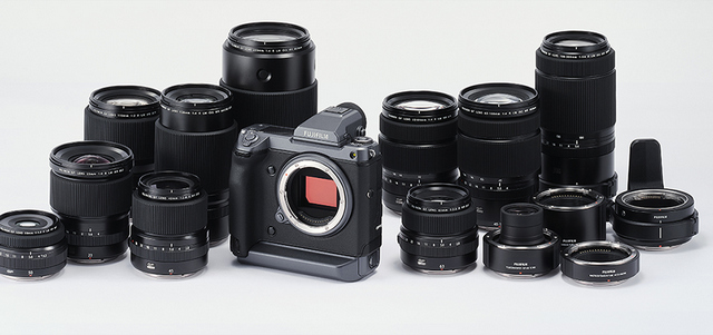 Fujifilm GFX100 102MP Mirrorless Camera Launched in India
