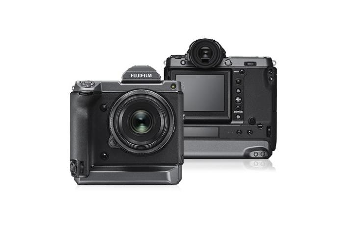 Fujifilm GFX100 website