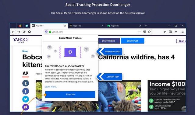 Mozilla Firefox to Block Social Media Tracking by Default