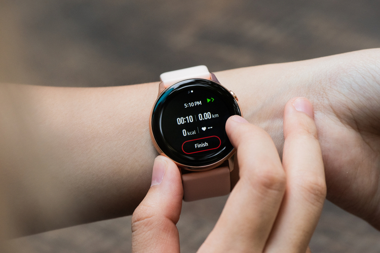 Galaxy Watch Active Update Brings Low Heart Rate Alert