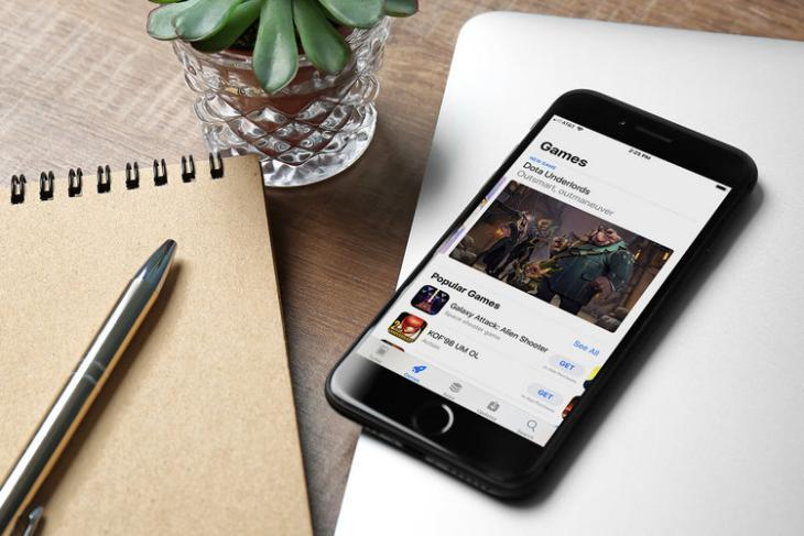 H1 2019 App Revenues website