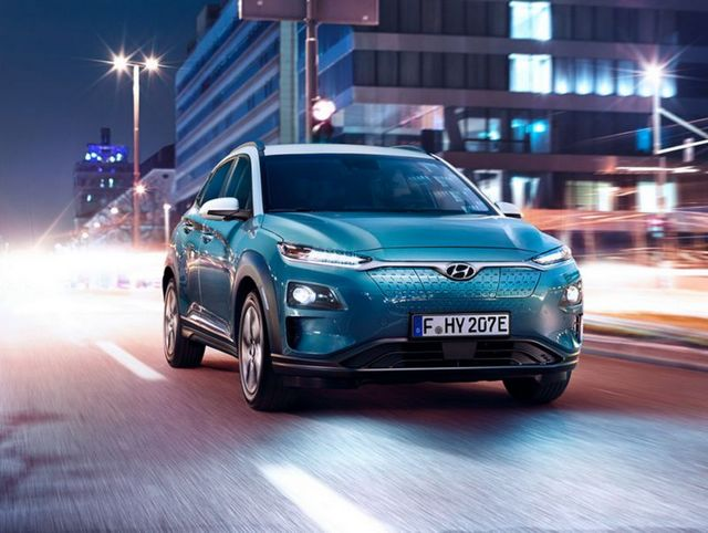 India's First Real Electric SUV 'Hyundai Kona' Launched for Rs 25 lakh
