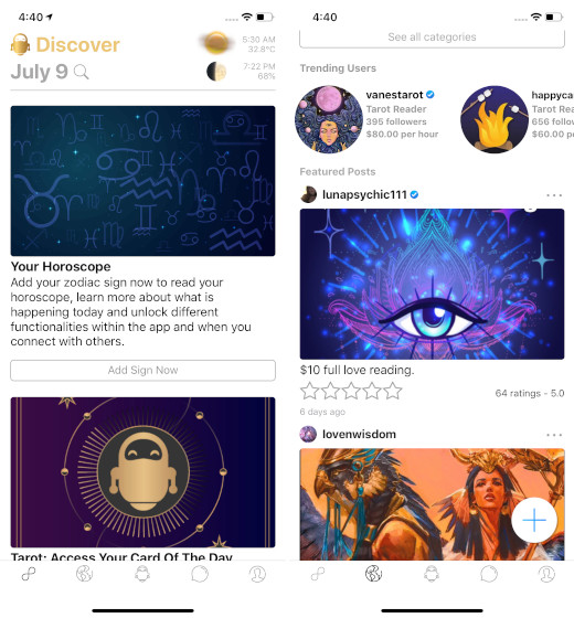 12 Best Free Horoscope Apps for Android and iPhone in 2019