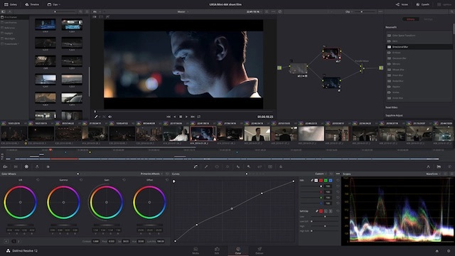 DaVinci_Resolve video editing software