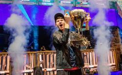 Kyle 'Bugha' Giersdorf Fortnite World Cup 2019 website