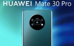 Mate 30 Pro Render