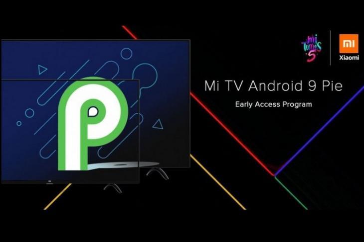 Mi TV 4A Android Pie website