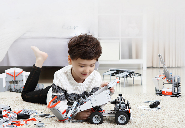 Xiaomi Enters Toy Business in India With Mi Truck Builder