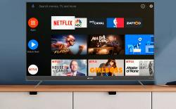Micromax Android TV website