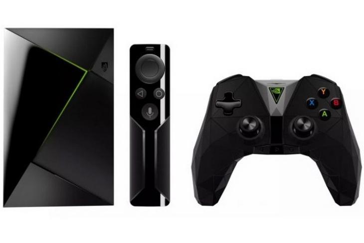 Nvidia Shield TV website