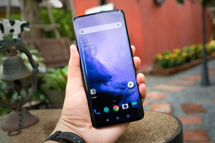 OnePlus 7 Pro to get always-on display