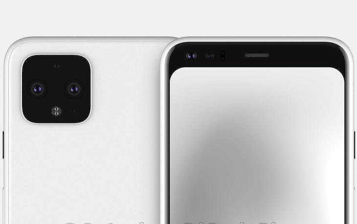 Pixel 4 Face ID
