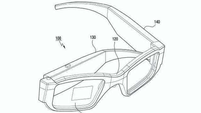 Samsung Working on Augmented Reality Glasses with ARM Processor