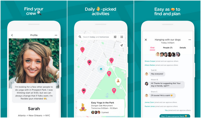 Google's Area 120 launches new hyperlocal social networking app