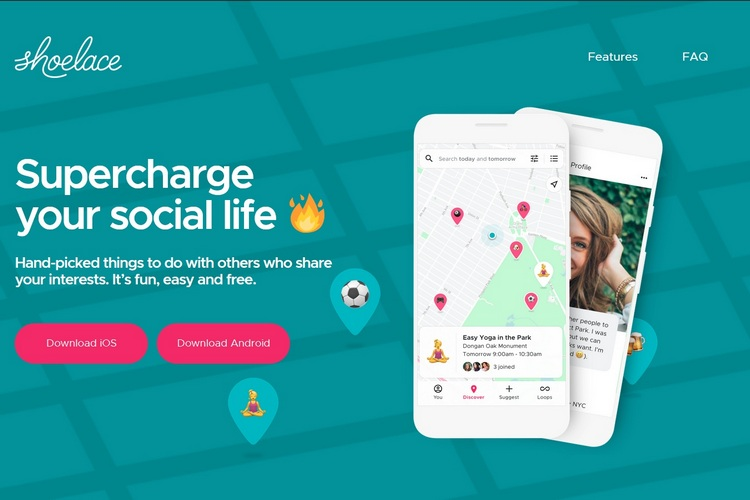 Google Launches A New Social Networking App Called Shoelace