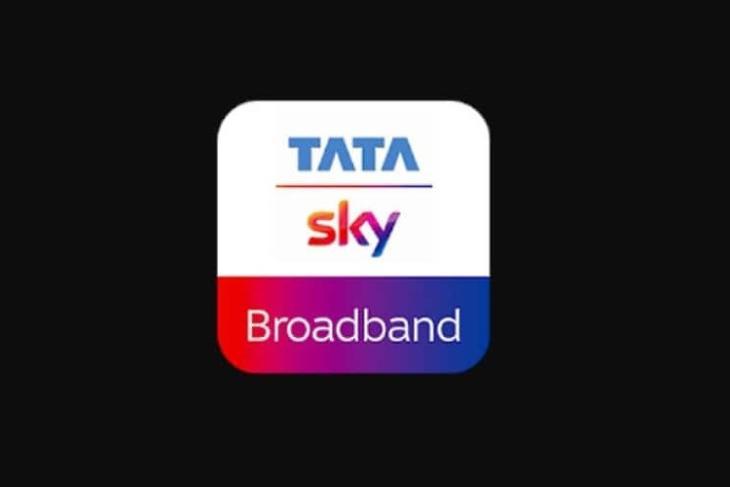 Tata Sky new broadband website