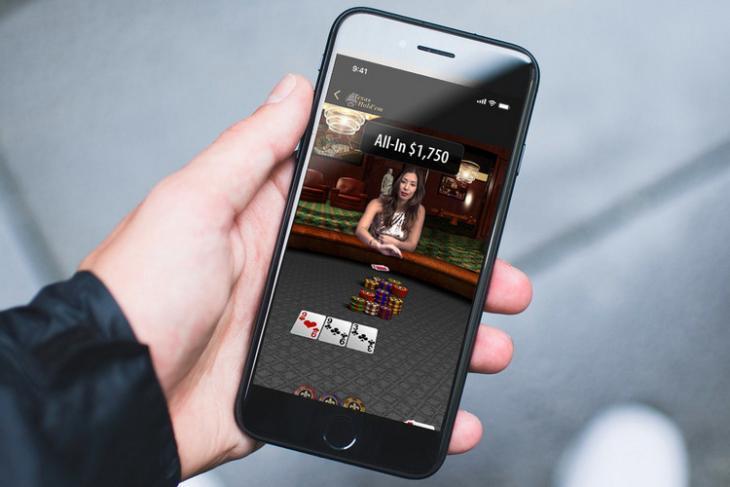 Texas Hold'em website