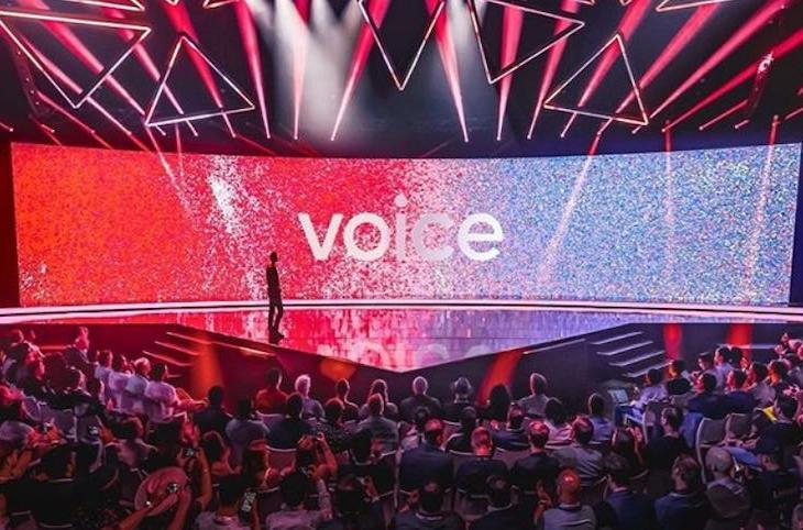 Voice app featured
