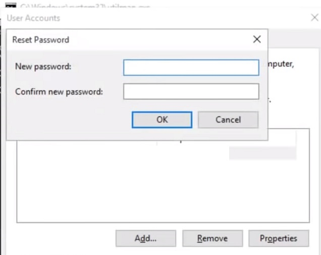 Windows 10 Password Reset [If Everything Fails] 12