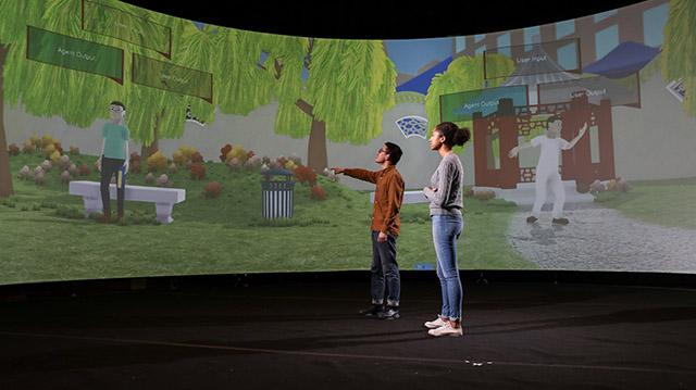 This Classroom Uses AI and VR to Teach Mandarin
