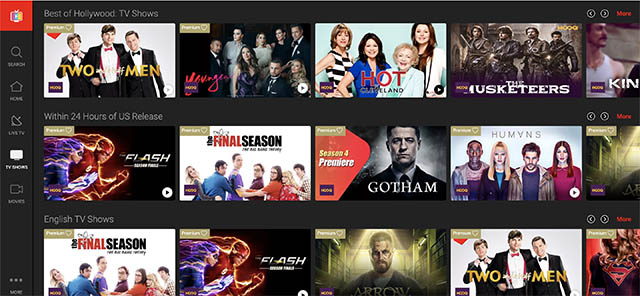 Airtel TV Now Available on the Web with Over 100 Channels | Beebom