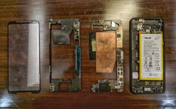 asus ROG Phone 2 teardown - featured image