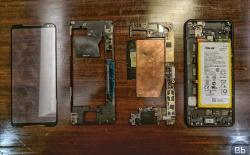 asus ROG Phone 2 teardown - featured image