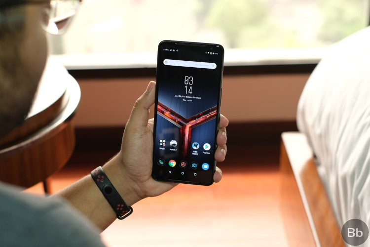 asus rog phone 2 display