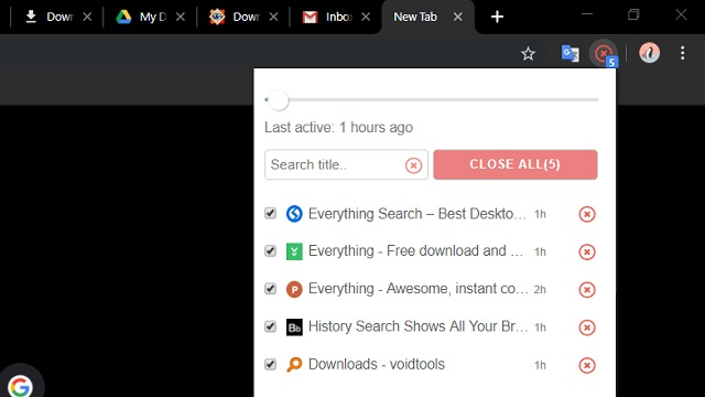 This Chrome Extension Brings a Control Center for All Your Tabs