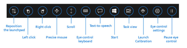 Windows 10 Insider Build 18932 brings Eye Control Improvements, Better Notifications and More