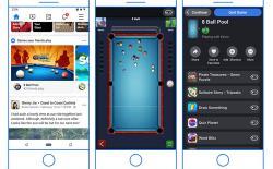 facebook instant games moving main app