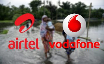 Airtel and Vodafone offer free call and data benefits to Assam flood victims