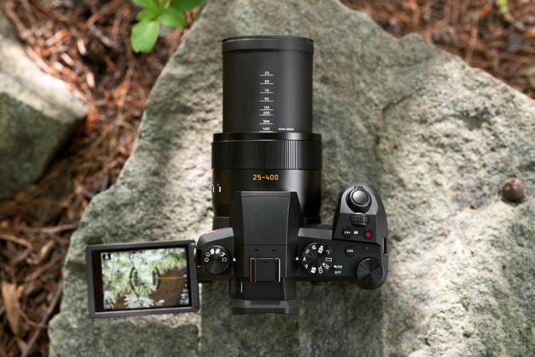 Leica V-Lux 5 touchscreen