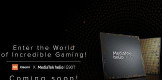 xiaomi to launch helio g90-powered gaming phone