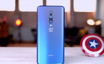 OnePlus 7 Pro receives weird notifications