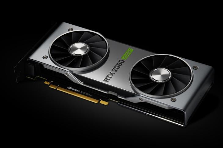 Nvidia unveils new RTX Super graphics cards