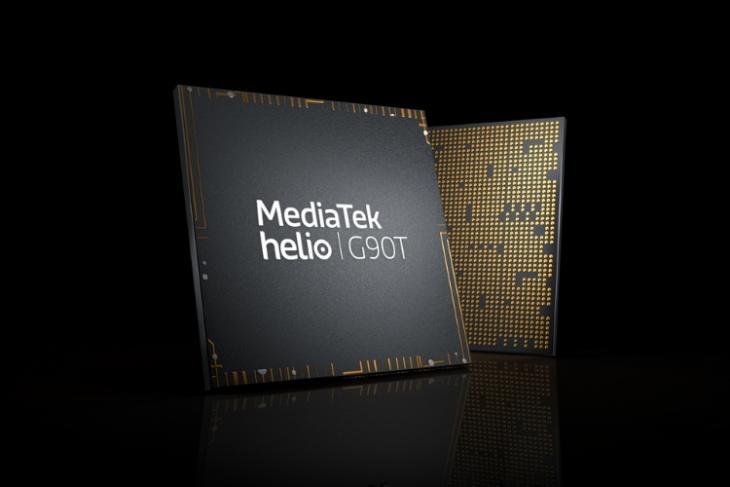 MediaTek Helio G90 and G90T gaming chipset announced