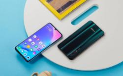 Vivo Z5 launched in China