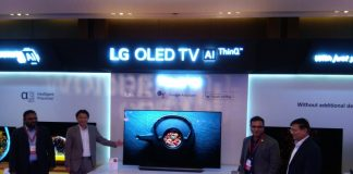 LG ThinQ TV lineup launched in India