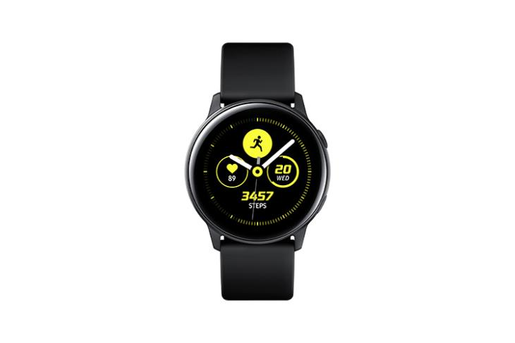 galaxy watch active 2 ecg fall detection feature