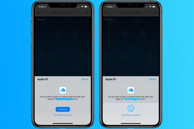 iOS 13, macOS Catalina May Let You Sign In to iCloud Using Face ID or Touch ID