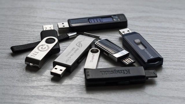Secure USB Drives