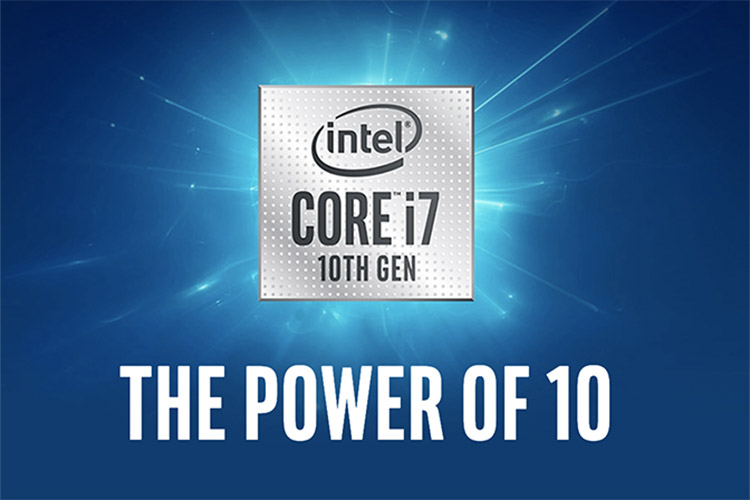 Intel's 10th Gen Core i7 Mobile Beats the Desktop Ryzen 9 3900X
