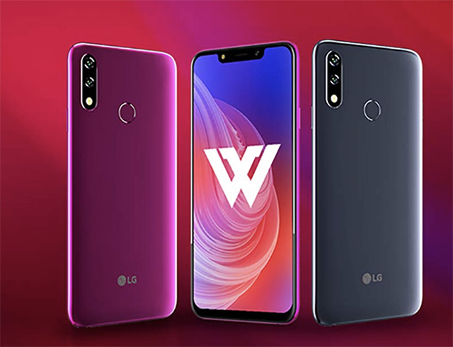 LG W10 and W30 Go on Sale from 12PM Today