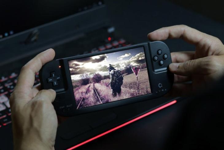 lyra gaming console kickstarter