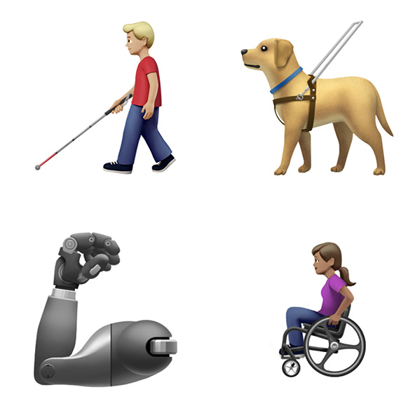 Apple Shows off New Emojis Coming to the iPhone This Fall